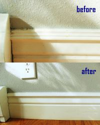 How to Clean Baseboards  a Fast and Easy Cleaning Guide