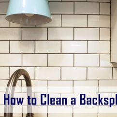 Glass Tile Kitchen Countertop Build Cabinets How To Clean Backsplash Tiles