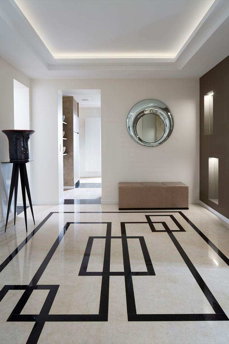 Design Floor Tiles Living Rooms Hdr Image