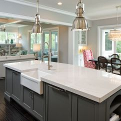 Kitchen Countertops Quartz Embroidered Towels 15 Stunning Countertop Colors To Gather Inspiration From 1 White Marbled