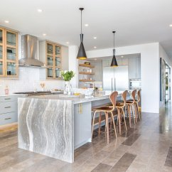 Quartz Countertops Colors For Kitchens Stainless Steel Outdoor Kitchen Doors 15 Stunning Countertop To Gather Inspiration ...