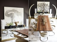 Nature's Charm Captured In Live-Edge Dining Tables