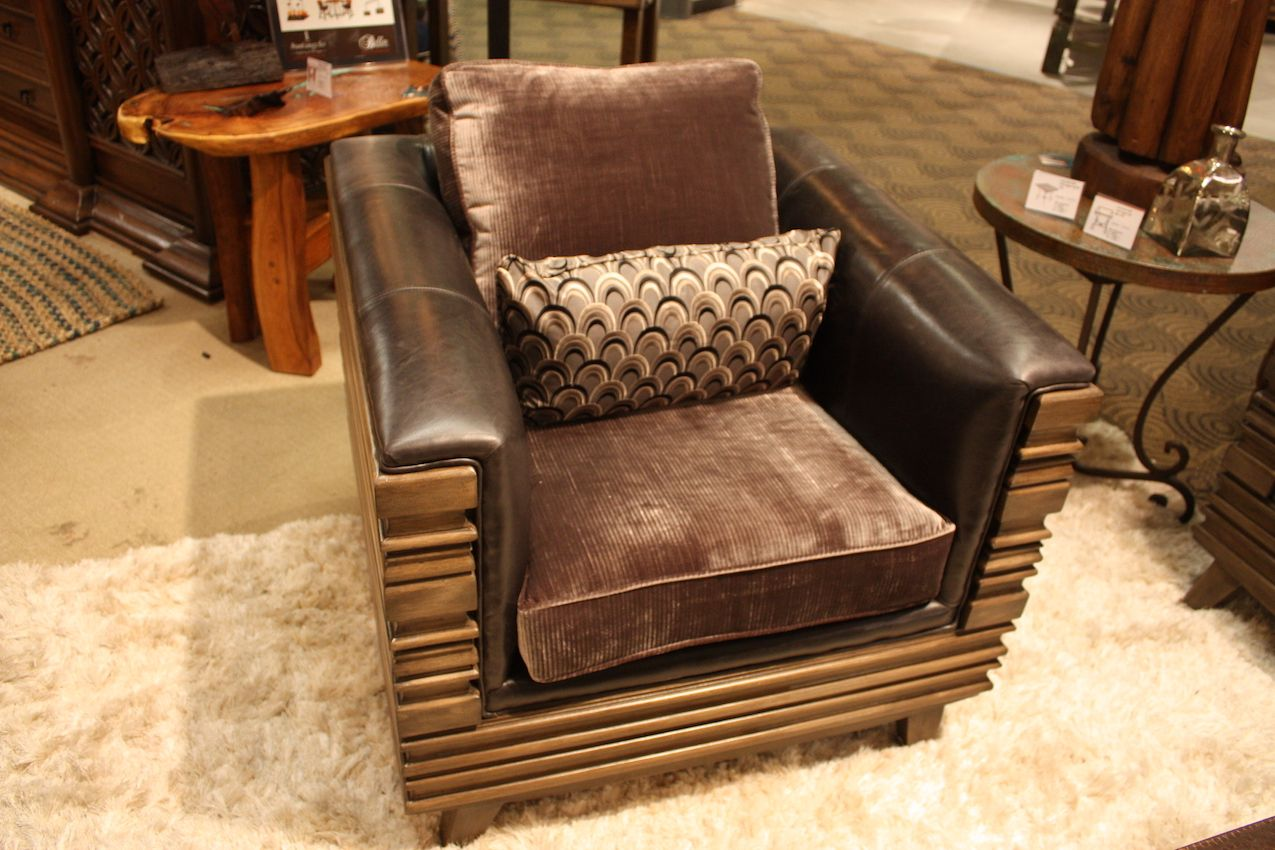 Wood Club Chair 22 Popular Types Of Chairs To Make Your Home Stylish