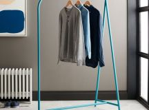 Chic and Practical DIY Clothes Racks That Put Your Wardrobe On Display images 10