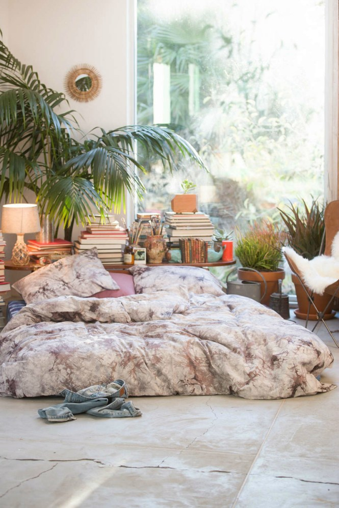 Bohemian Boudoir Decor From Fashionable Selby Book