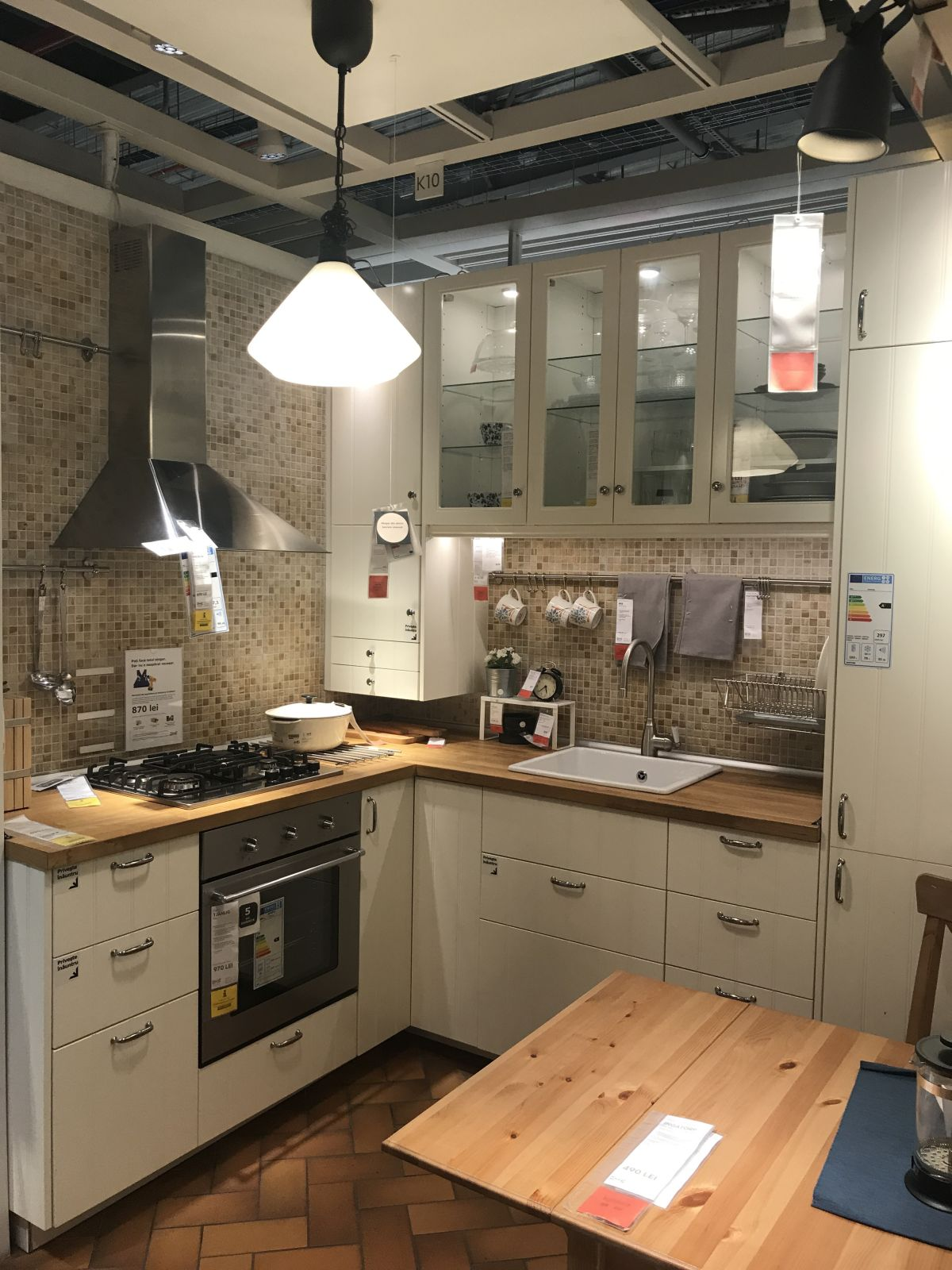 Ikea Store Kitchen Design