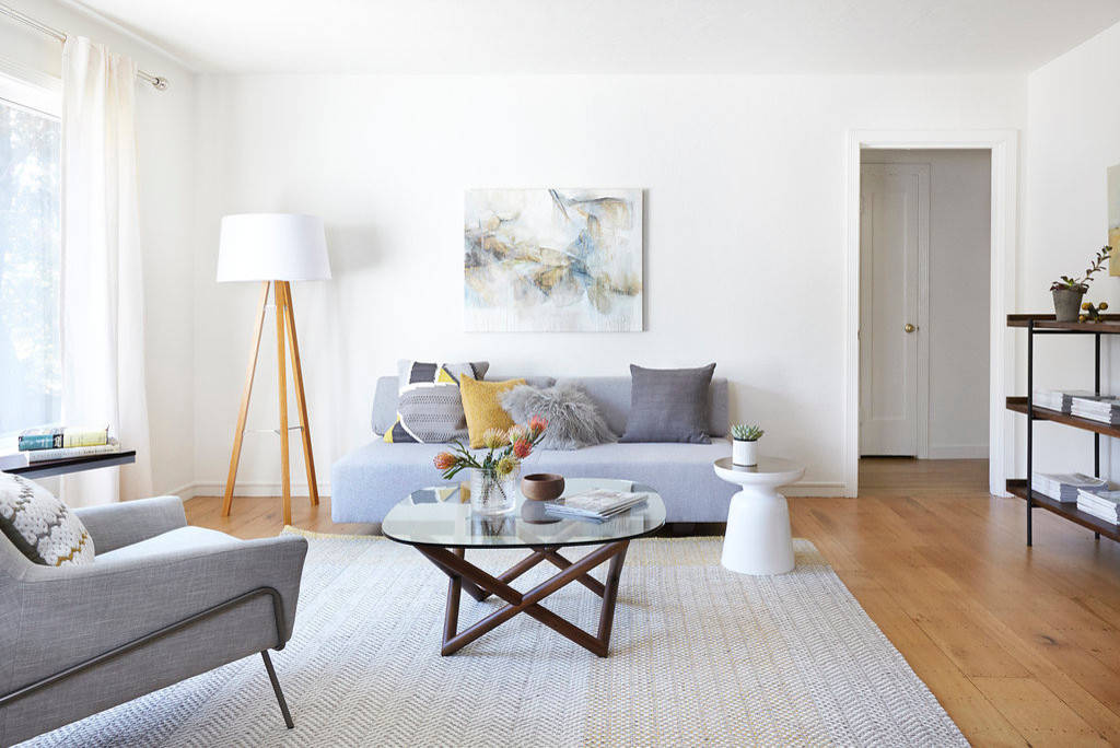 scandinavian living room design decorating with mirrors 15 rooms to help you master view in gallery
