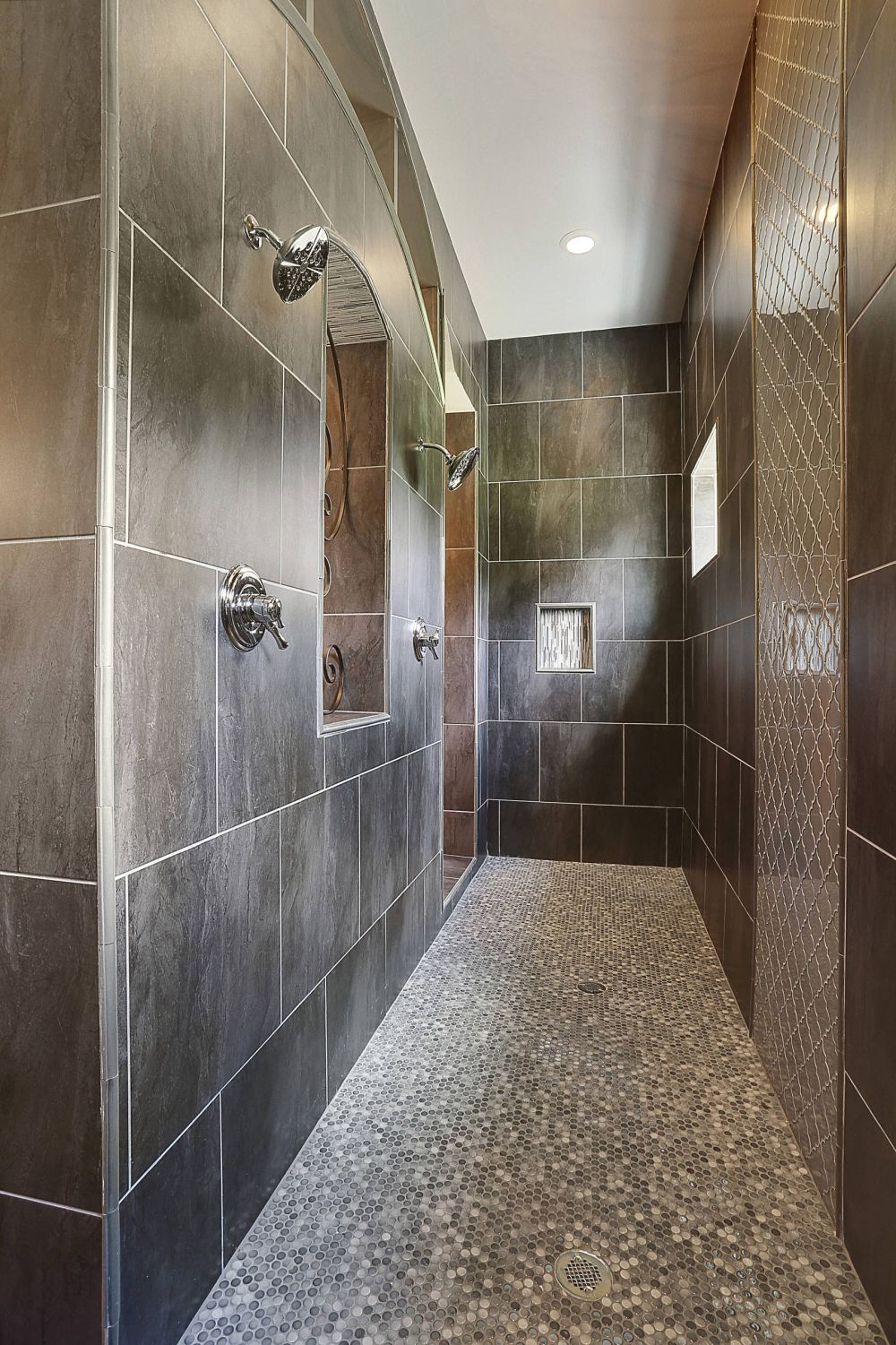 Best Kitchen Gallery: 10 Walk In Shower Designs To Upgrade Your Bathroom of Bathroom Shower Designs  on rachelxblog.com