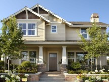 Craftsman Style Landscaping Ideas for Front of House