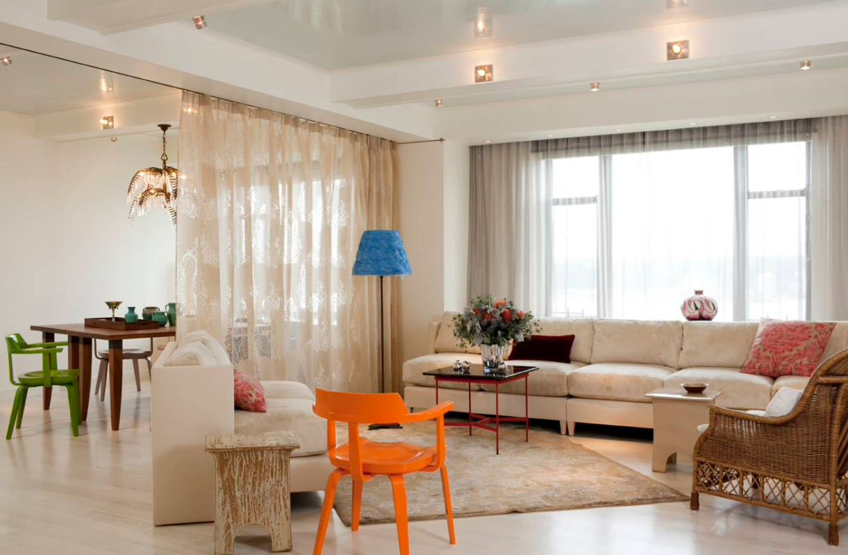 how to design curtains for living room luxury reinvent spaces with curtain dividers view in gallery