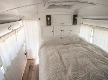 How To Turn A Bus Into A Home – Learning From The Best images 10