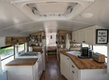 How To Turn A Bus Into A Home – Learning From The Best images 8
