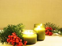 DIY Christmas Gift Idea: Glass Bottle Candle images 22