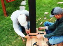 How to Trim a Redwood Deck: Finishing Touches Before Staining & Sealing images 2