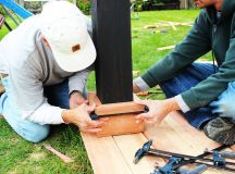 How to Trim a Redwood Deck: Finishing Touches Before Staining & Sealing images 3