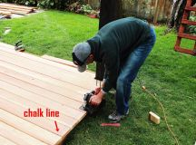 How to Trim a Redwood Deck: Finishing Touches Before Staining & Sealing images 6