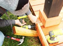 How to Trim a Redwood Deck: Finishing Touches Before Staining & Sealing images 13