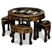 Coffee Tables And Stool Sets That Guests Are Always