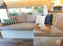 How To Turn A Bus Into A Home – Learning From The Best images 14