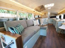 How To Turn A Bus Into A Home – Learning From The Best images 13