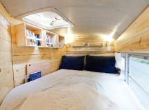 How To Turn A Bus Into A Home – Learning From The Best images 18