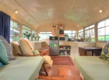 How To Turn A Bus Into A Home – Learning From The Best images 29