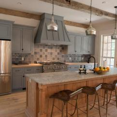 Rustic Kitchen Cabinet Dark Gray Cabinets 10 Types Of To Pine For