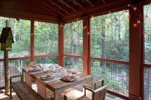 Rustic Screened Porches