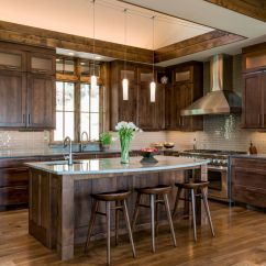 Rustic Kitchen Cabinet Ceramic Tile Design 10 Types Of Cabinets To Pine For