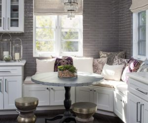 kitchen table nook menards cabinets 15 breakfast ideas that revolve around the island 20 for your bench