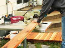How to Trim a Redwood Deck: Finishing Touches Before Staining & Sealing images 11