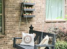 Porch Swing Plans For Wonderfully Relaxing Afternoons images 1
