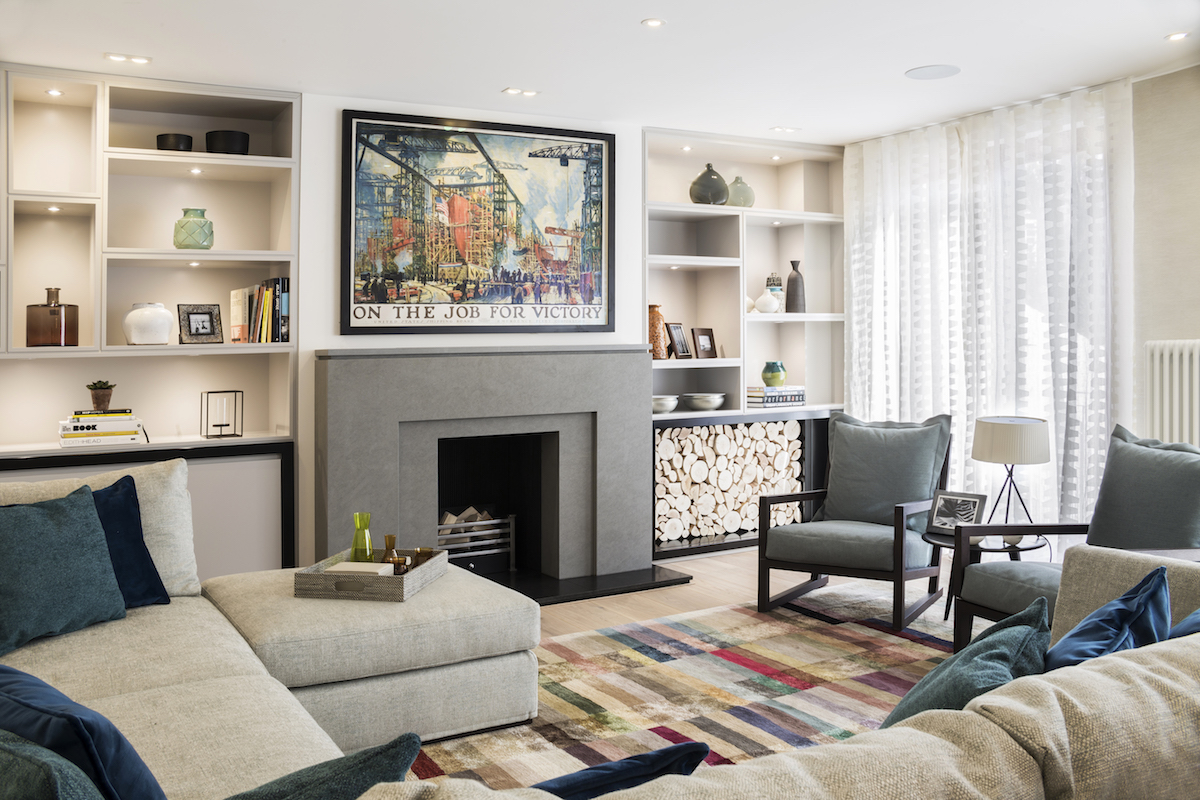 Amazing! A Seven-Storey Townhouse In London Gets A Complete Remodel And The Results Are Amazing