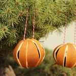 Diy Christmas Decoration With Dried Oranges