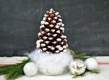 Charming DIY Decorations For A Rustic Christmas images 9