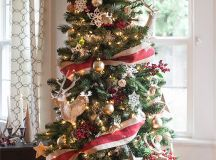 All The Wonderful Christmas Tree Ideas You Need For A Wonderful Holiday images 40