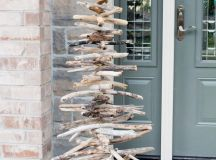 Charming DIY Decorations For A Rustic Christmas images 21