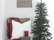 Charming DIY Decorations For A Rustic Christmas images 13