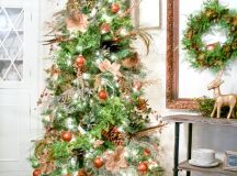 All The Wonderful Christmas Tree Ideas You Need For A Wonderful Holiday images 41