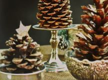Charming DIY Decorations For A Rustic Christmas images 7