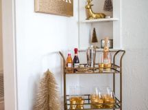 12 Tips for Decorating Your Small Apartment for Christmas images 1