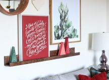 12 Tips for Decorating Your Small Apartment for Christmas images 2