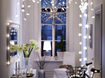12 Tips for Decorating Your Small Apartment for Christmas images 11