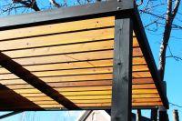 Pergola Rafter Brackets | Outdoor Goods