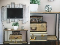 Decorating Around A Wall Mounted Tv | New House Designs