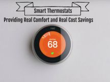 Smart Thermostats: Providing Real Comfort and Real Cost Savings
