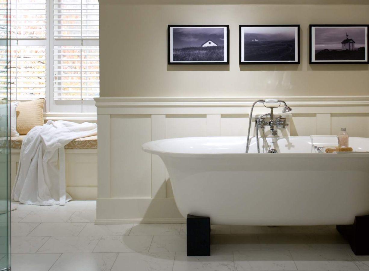 title   Wainscoting Bathroom