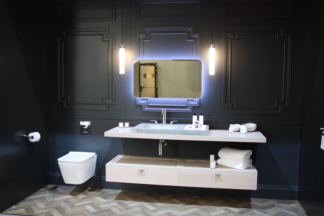 new bathroom designs with