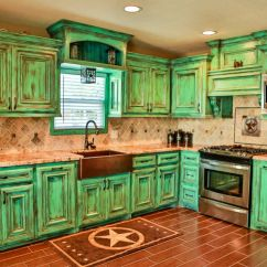 Green Kitchen Cabinets Why Are So Expensive Invigorating Ways To Decorate With View In Gallery