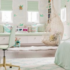 Hanging Chair For Kids How To Make A Wing Slipcover 50 Ways Decorate Your Home With In Mind